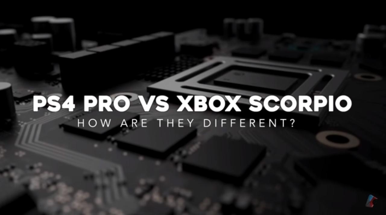 最強対決。PlayStation 4 ProとXbox Scorpioを徹底比較