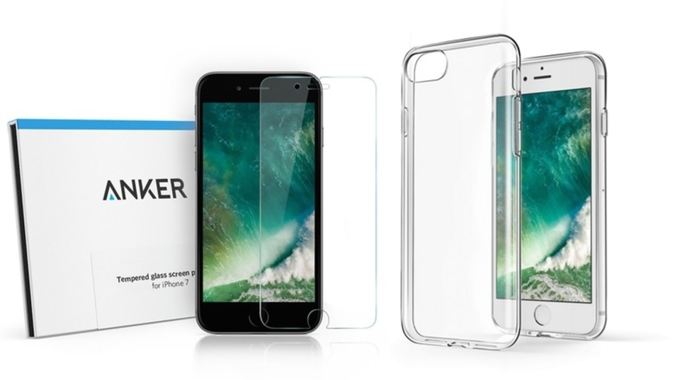 しっかり守ろう。AnkerからiPhone 7シリーズ専用フィルム・ケースが登場