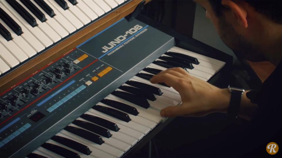 ドラマ「ストレンジャー・シングス」のメインテーマっぽい音の作り方講座