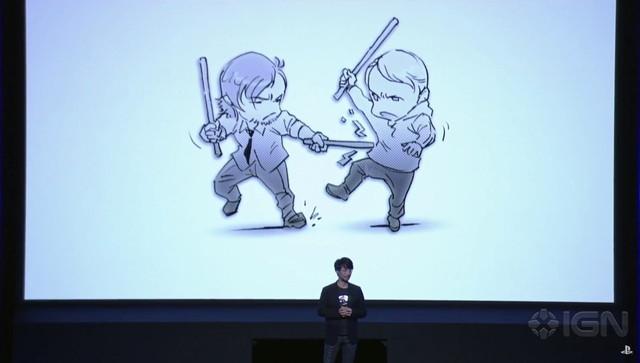 コジプロ小島秀夫監督が新作「デス・ストランディング」をちょっとだけ説明4