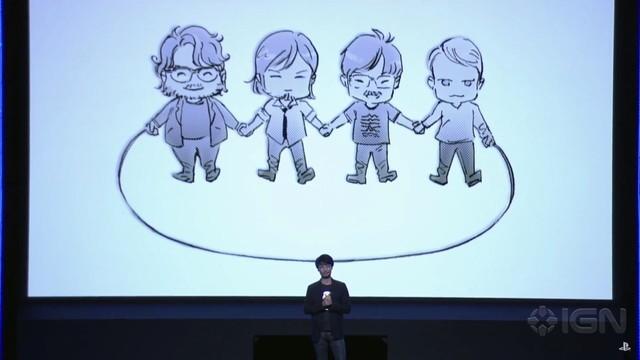 コジプロ小島秀夫監督が新作「デス・ストランディング」をちょっとだけ説明5
