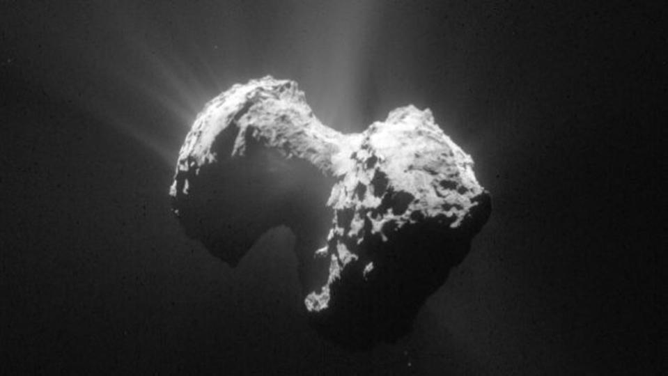 探査機ロゼッタ、彗星に着陸して最後のミッション。9月29日、降下開始