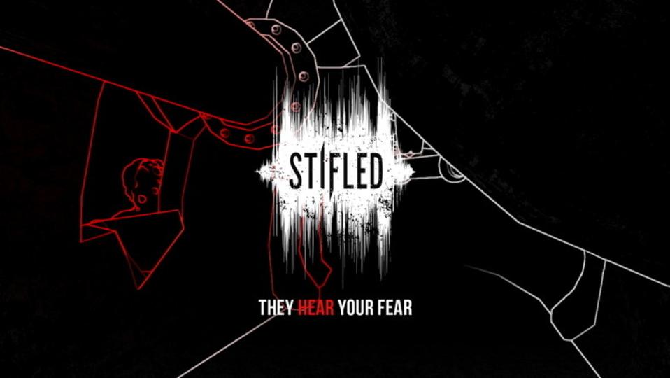 恐れによる息遣いが反響して世界が視える、声も使うVRホラーゲーム「Stifled」