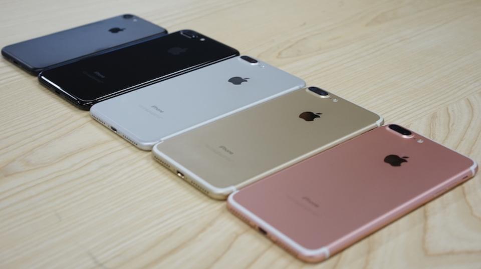 【続・悩み】iPhone 7、5色のカラバリ、どれを買うべきか…