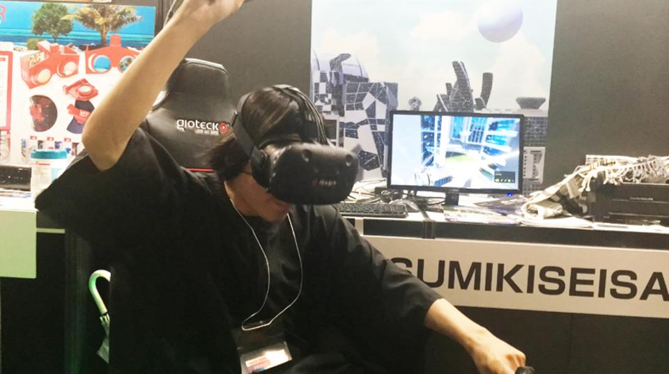 【TGS2016】渡り歩け、仮想現実ッ! 気になったVR関連ブースまとめ