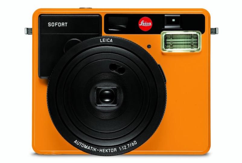 人気に再熱、Leicaからもインスタントカメラが登場