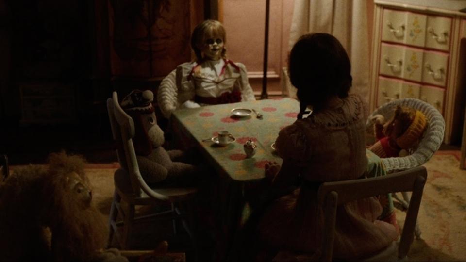 最恐の呪われた人形がカムバック。映画「アナベル2」アナウンストレーラー