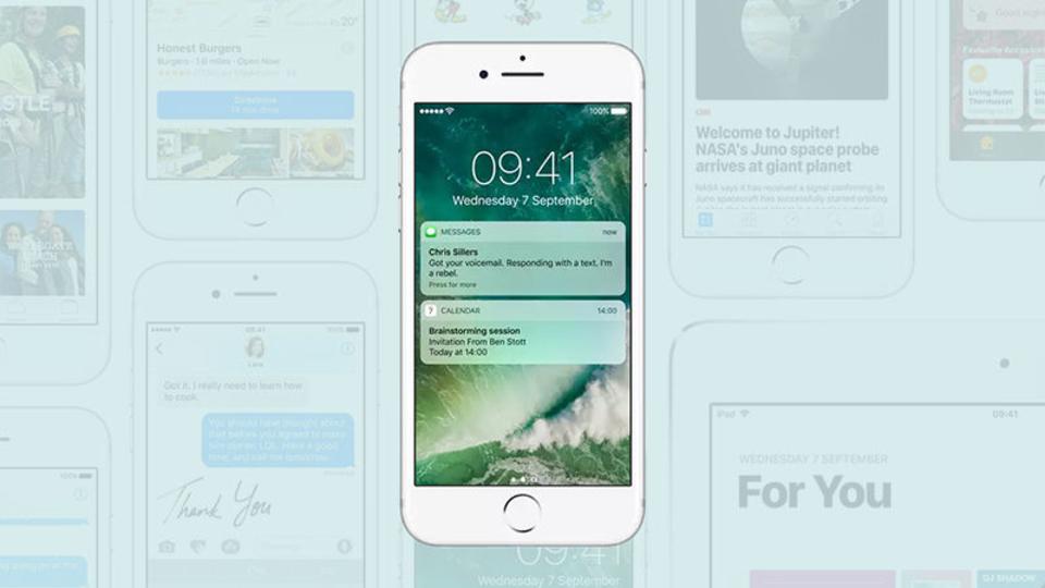 iPhoneのホームボタンに指を当てるだけでロック解除できる設定方法