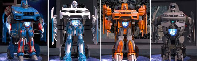 リアルトランスフォーマー。本当にロボットになる車、できました2