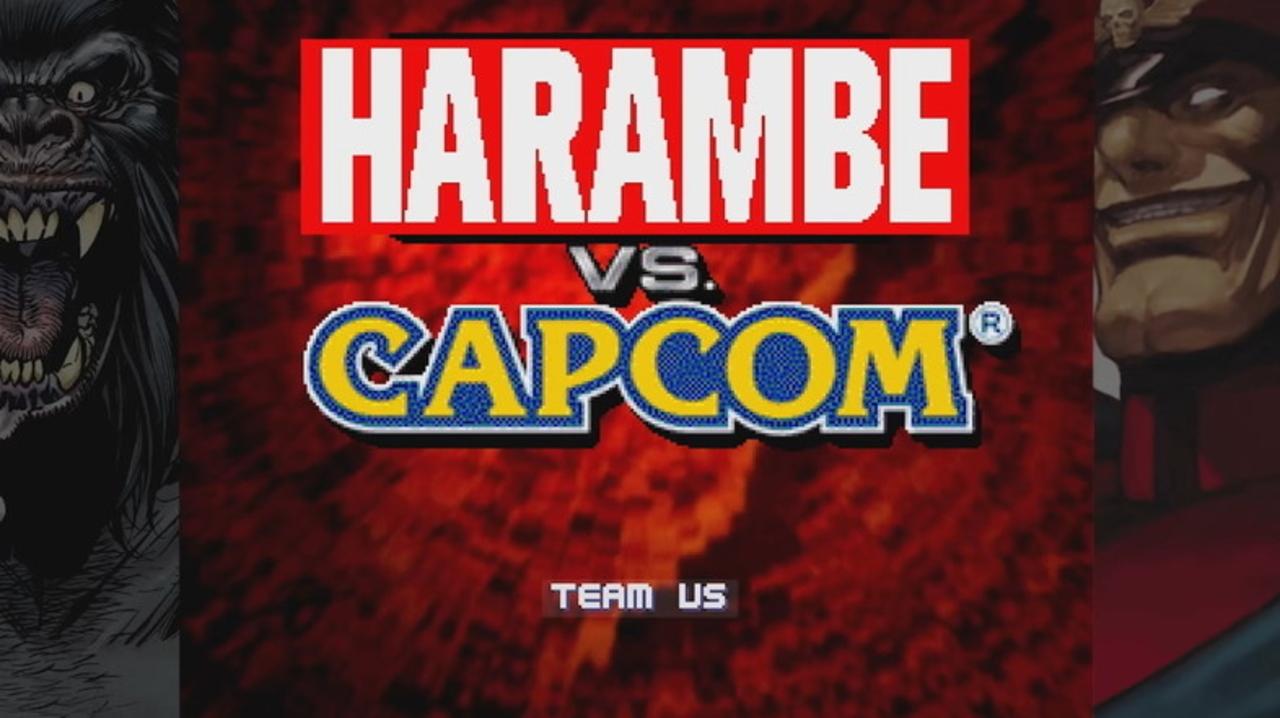 死を偽って故郷を目指す。射殺されたゴリラのハランベが格闘ゲームに参戦?