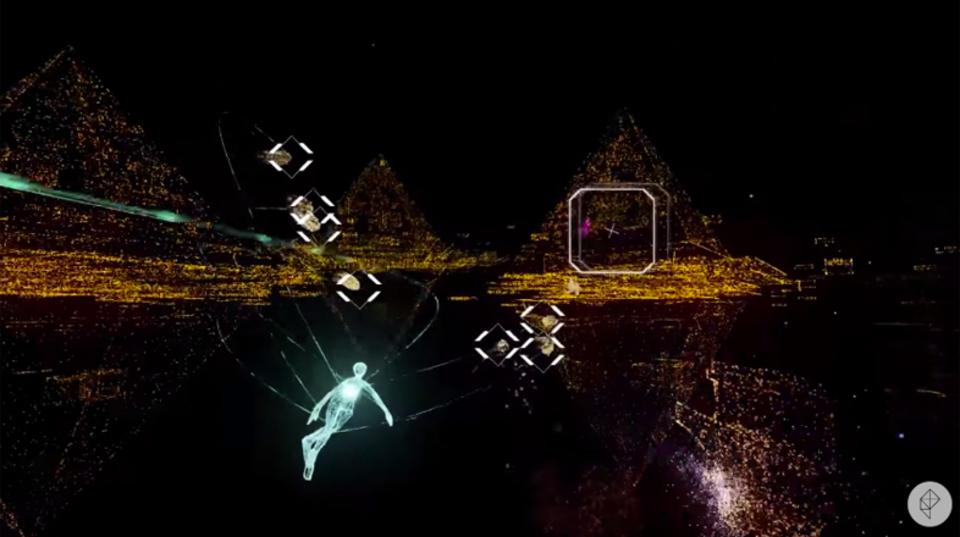 全方位の電脳表現へ。「Rez Infinite」の新ステージはPS VR史上最高に美麗な体験!
