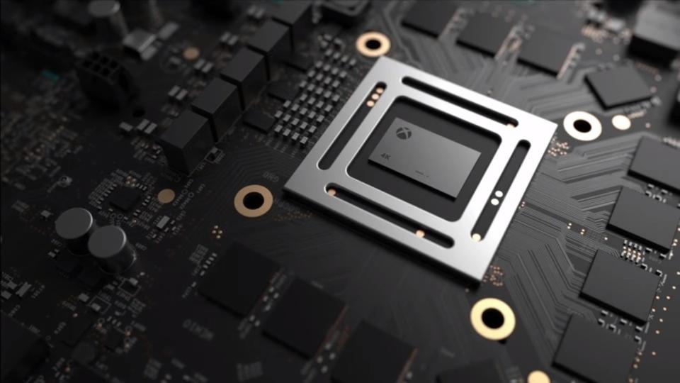 次世代Xbox「Scorpio」は対応ゲームをすべて4Kにネイティブレンダリングする!