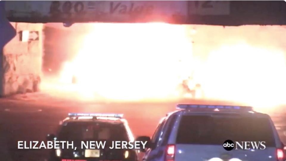 ニューヨーク・ニュージャージー爆破事件、爆発の瞬間を捉えた映像たち