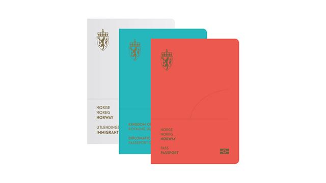 世界一可愛いノルウェーのパスポート 1