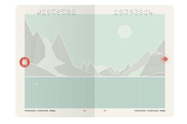 世界一可愛いノルウェーのパスポート 2