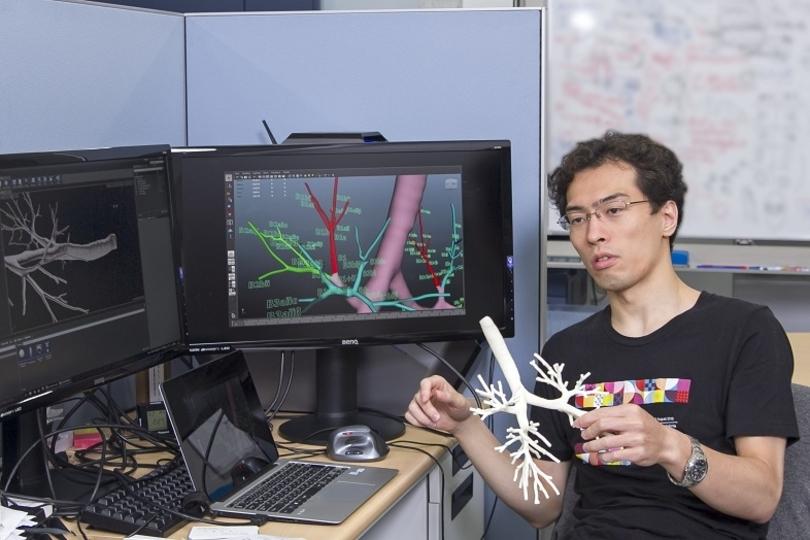 CGやりたくて東大医学部に。医師とクリエイターを両立させた男が見る未来