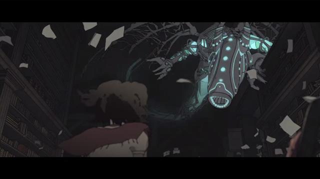 少女の見る虚構と現実。クトゥルフ神話をもとにしたアニメのパイロット版が公開2