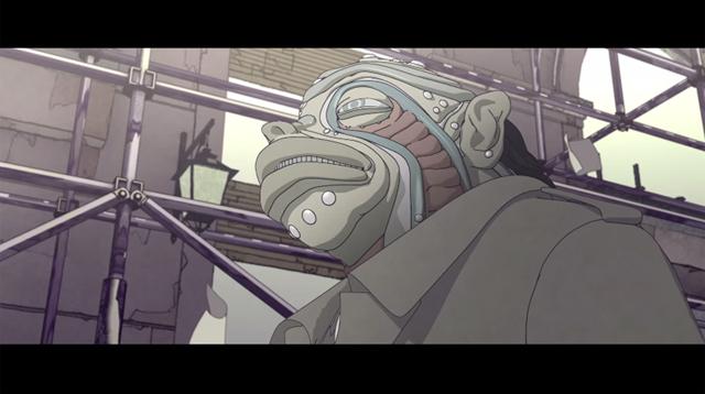 少女の見る虚構と現実。クトゥルフ神話をもとにしたアニメのパイロット版が公開3