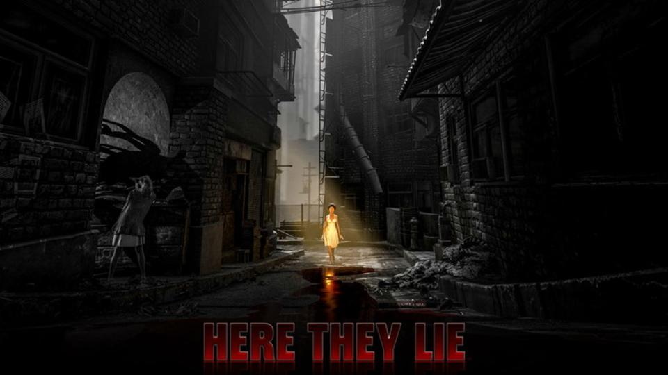 無料で遊べる、PS VR用ホラーゲーム「Here They Lie」トレイラー