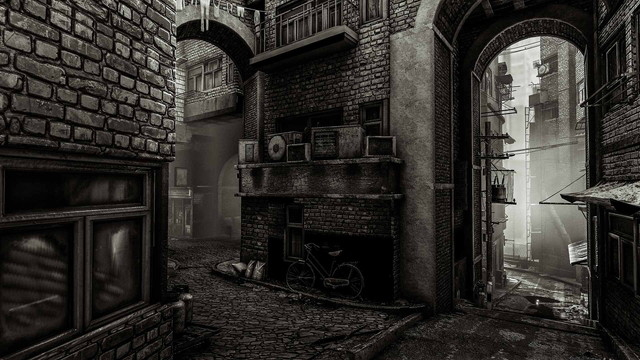 PS VR用ホラーゲーム「Here They Lie」トレイラー12