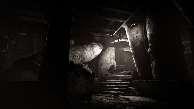 PS VR用ホラーゲーム「Here They Lie」トレイラー11