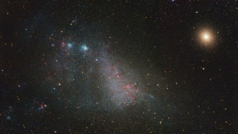 Towards the Small Magellanic Cloud(小マゼラン雲の方へ), <p>Ignacio Diaz Bobilloさん
