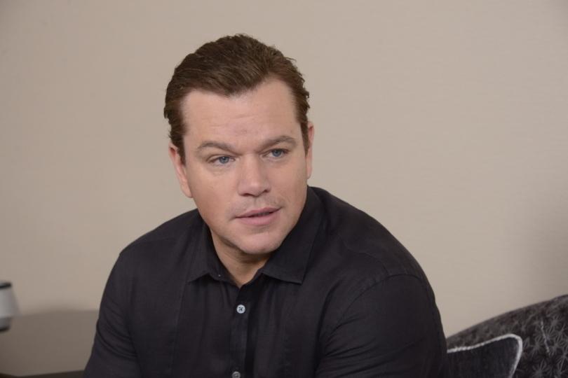 名俳優マット・デイモンにインタビュー! 「ジェイソン・ボーン」のために続けてきたトレーニングとは?