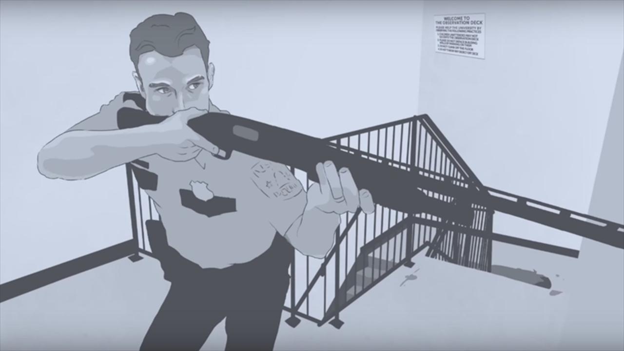 映像表現がユニーク。テキサスタワー乱射事件のドキュメンタリー「タワー」予告編
