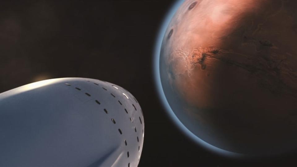 「死ぬ気で俺についてこい!」イーロン・マスクが火星移住計画を発表
