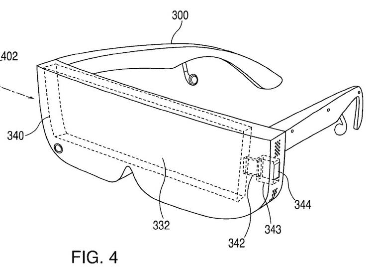 AppleがiPhone用のVRデバイスの特許取得。ちょっと「Gear VR」に似てる?