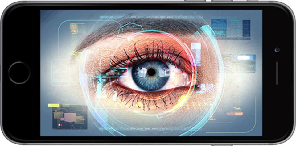 2017年、iPhoneに虹彩ID認証機能が搭載される?