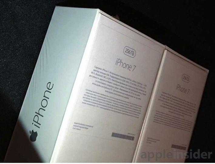iPhone 7のパッケージ画像が流出? 過去に登場したiPhone 7/7 Plusの仕様書やパッケージと比べてみよう