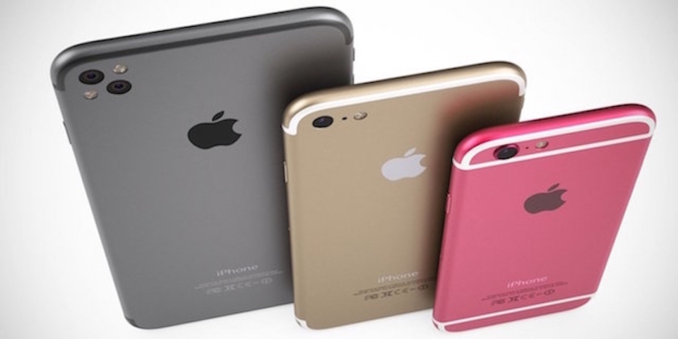 iPhone 7の超詳細が判明? 新色ピアノ/ダークブラック追加にIPX7等級の耐水性能など…