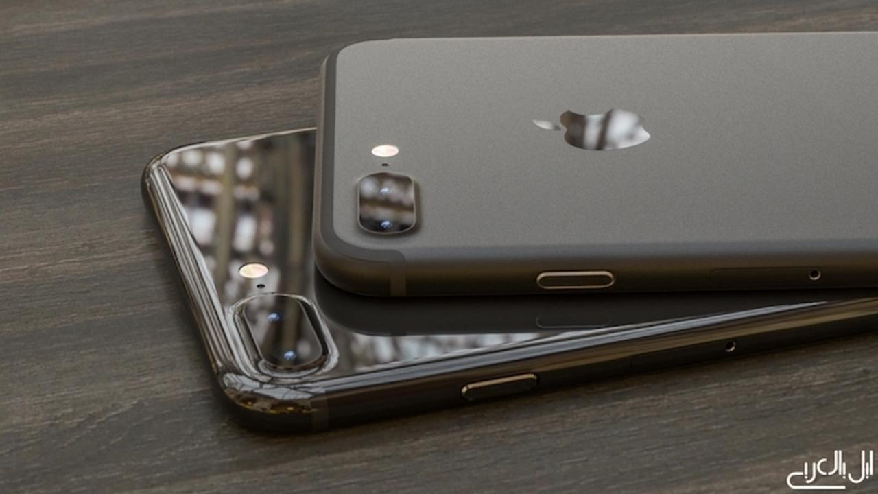 正直、想像以上。iPhone 7のピアノブラック/ダークブラックのレンダリング画像が公開