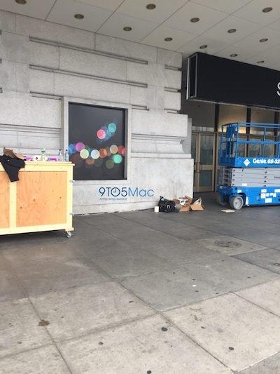 iPhone 7に期待が膨らむ…Appleの新製品イベントに向けて、サンフランシスコで会場設営が始まる!2
