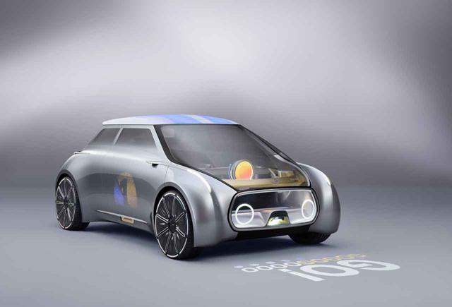 MINI VISION NEXT 100コンセプトカー