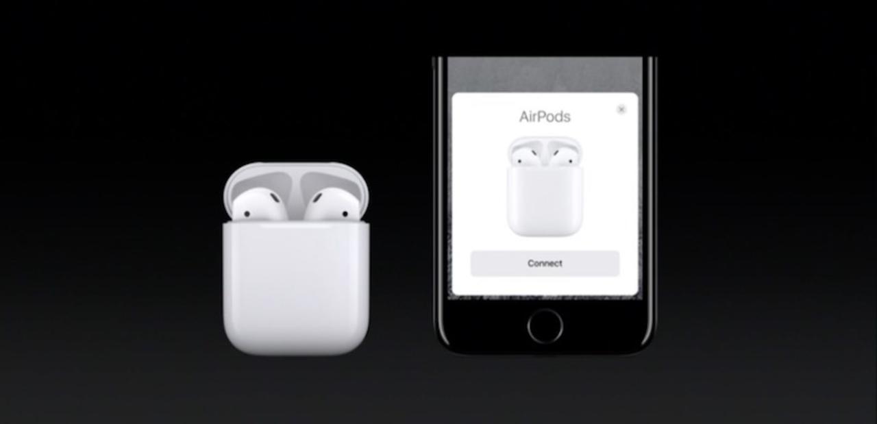 AirPodsはApple流の無線イヤホンへの解答