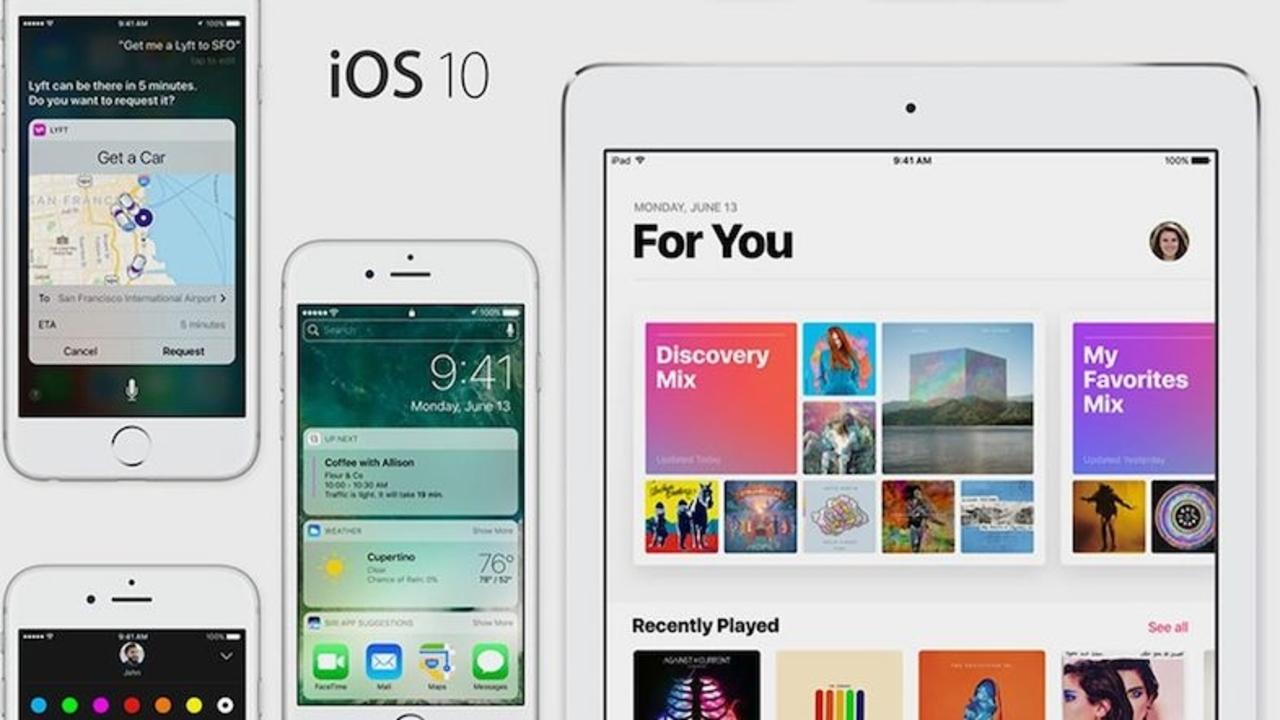 iOS 10は9月13日、macOS Sierraは9月21日にリリースへ!
