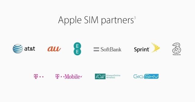 Apple SIMの対応キャリアにソフトバンクがひっそり追加