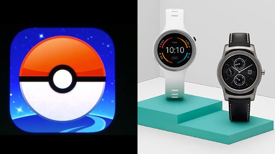 ポケモンGOアプリがAndroid Wearに近日対応するかも!