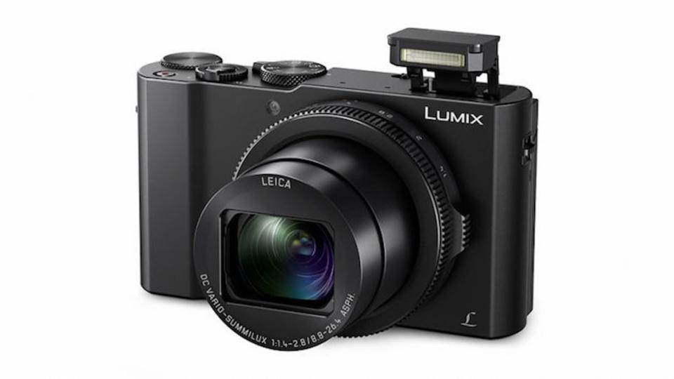 高級コンデジを一歩身近に。パナソニックが「LUMIX LX15」発表