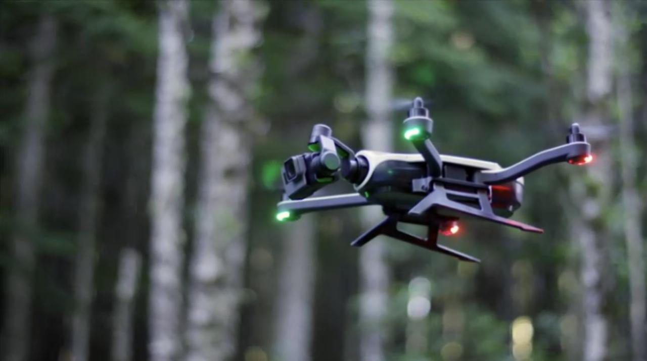 ついにGoProからドローン「Karma」が出た!新型HERO5を乗せて4K空撮が可能に