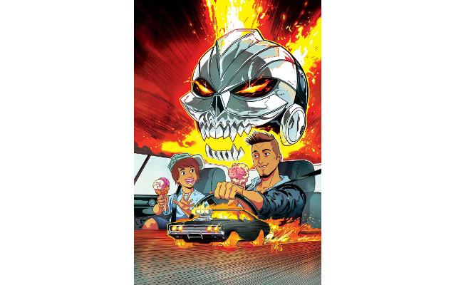 マーベルのドラマにアメ車に乗った新「ゴーストライダー」が参戦!7