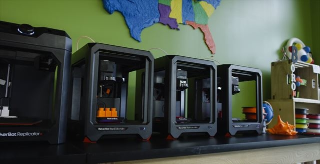 MakerBot、手軽な家庭用3Dプリンタはまだ先だと認める2