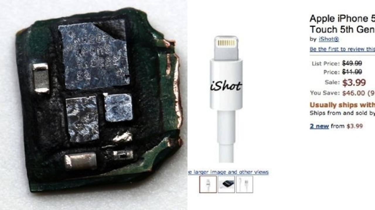その充電器・ケーブルは大丈夫? Appleが純正品と偽ってAmazonで販売していた企業を訴える