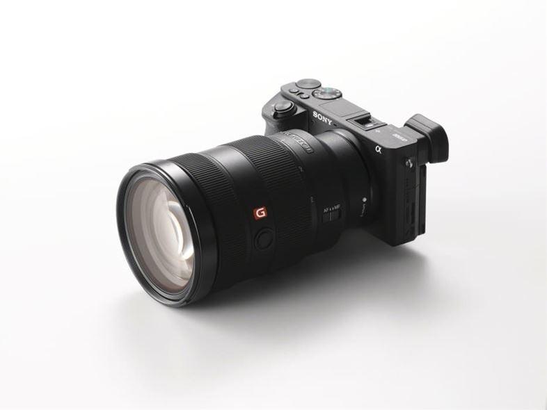 ソニー ミラーレス一眼カメラ α6500 ボディ内5軸手ブレ補正機能