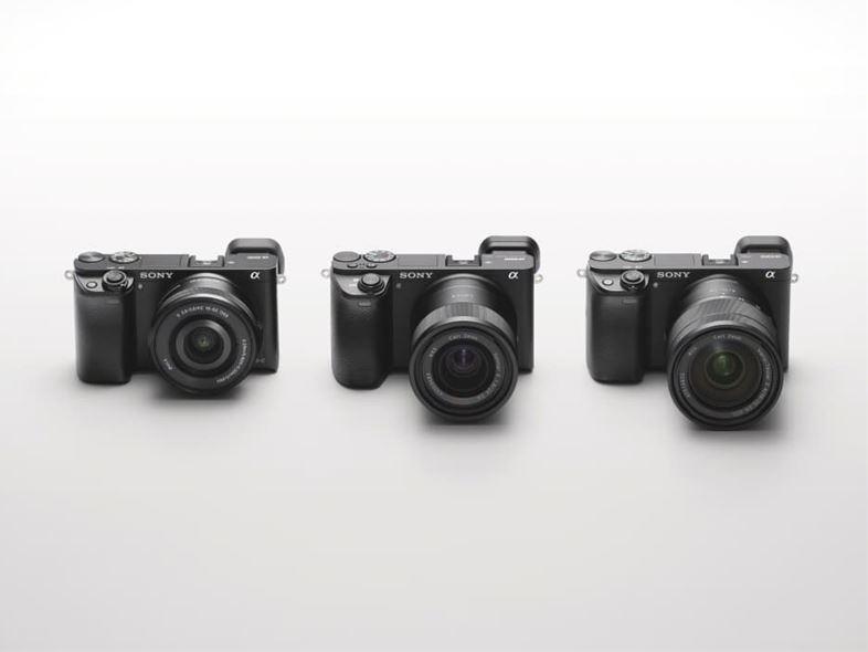 ソニー ミラーレス一眼カメラ 「α6000」「α6500」「α6300」