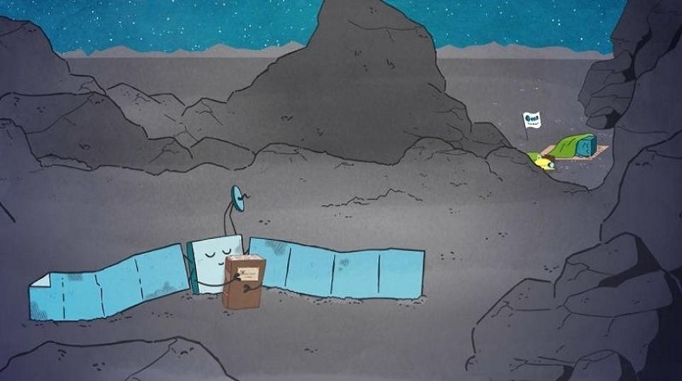 ほんわかアニメで振り返る、彗星探査機ロゼッタの軌跡