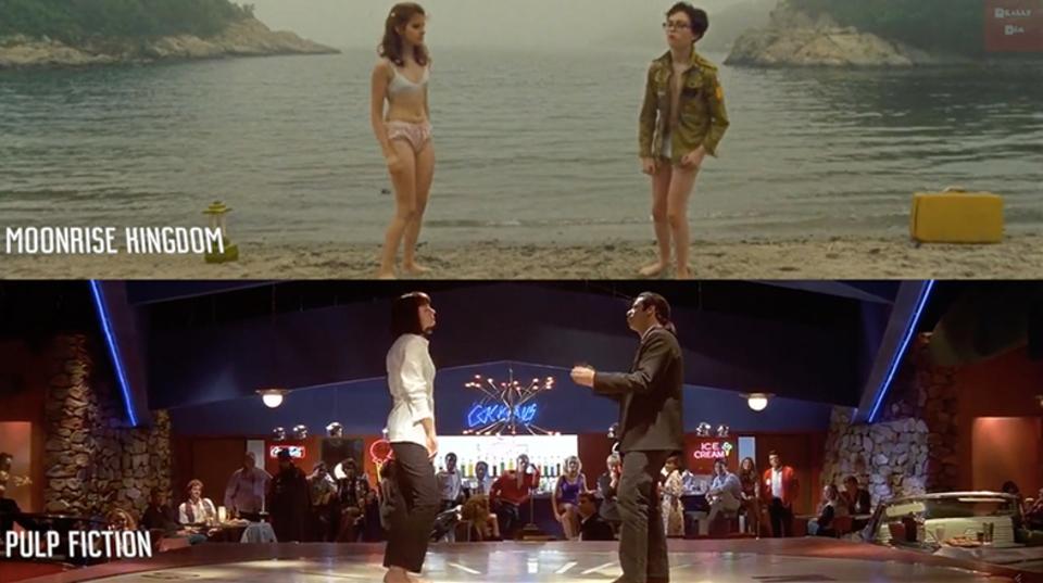 まだまだある。異なる映画の酷似しているシーンを並べて比較