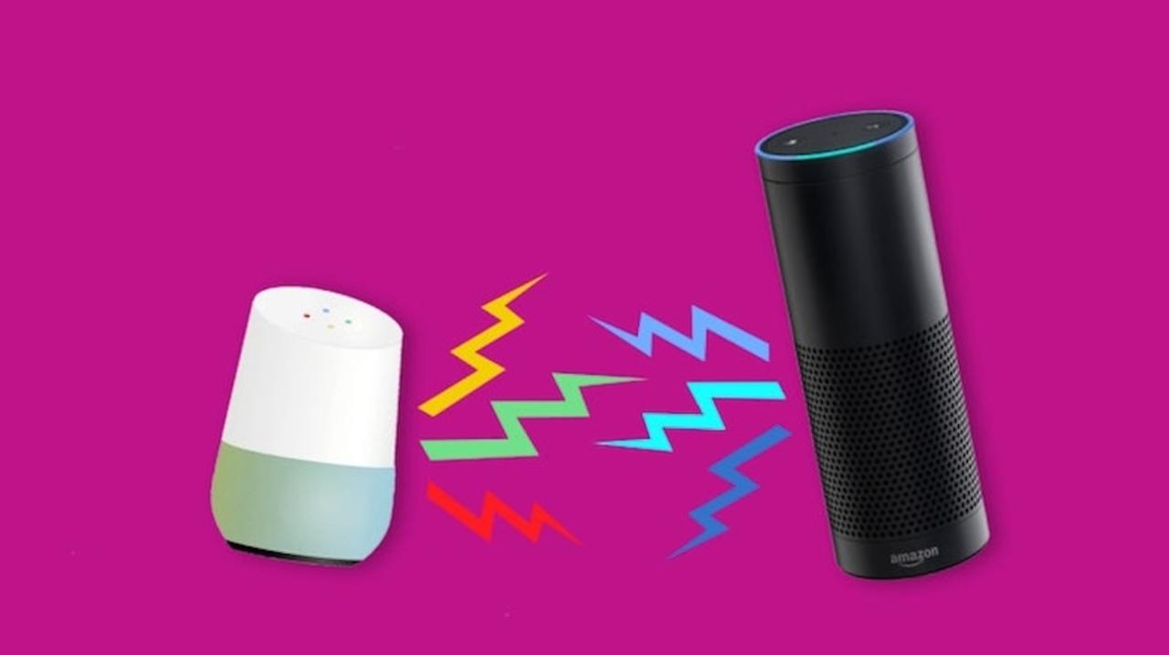 Google Homeは、どれほど使える? Amazon Echoと比較してみた